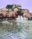 Albânia, Tyrana - (Tirana) Imagem de Stock Royalty Free
