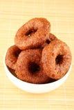 Alboori, een zoete snack, stock foto's