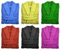 Albornoces del color Imagen de archivo