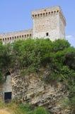 Albornoz fortress. Narni. Umbria. Italy. Stock Images