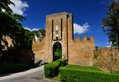 Albornoz Fortress in Orvieto Royalty Free Stock Images