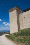 Albornoz fortress. Spoleto. Umbria. Stock Photo