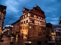 Albrech Durer's house Stock Image