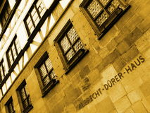 Albrecht-Duerer-Haus Imagens de Stock