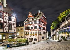 Albrecht Durer House Royalty Free Stock Photo
