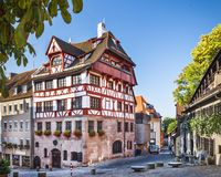 Albrecht Durer House royalty free stock images