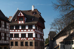 Albrecht Durer's House Stock Photo