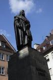 Albrecht Durer statue Stock Photography