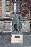 Albrecht Durer statue Royalty Free Stock Photography