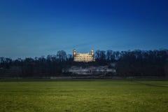 Schloss Albrechtsberg in Dresden Royalty Free Stock Photography