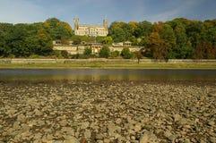 德累斯顿城堡Albrechtsberg 07 免版税库存图片