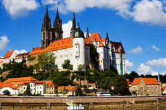 Albrechtsburg in Meissen 2 Royalty Free Stock Photography