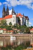The Albrechtsburg Meissen Royalty Free Stock Image