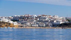 Albufeira Πορτογαλία στοκ φωτογραφίες