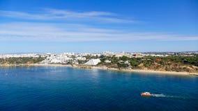 Albufeira Πορτογαλία στοκ εικόνα με δικαίωμα ελεύθερης χρήσης