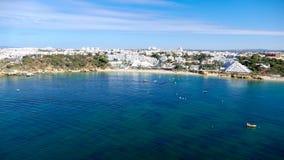 Albufeira Πορτογαλία στοκ εικόνες