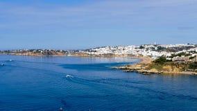 Albufeira Πορτογαλία στοκ εικόνες με δικαίωμα ελεύθερης χρήσης