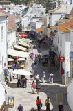 Albufeira Royalty Free Stock Photo
