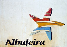 Albufeira Royalty Free Stock Images