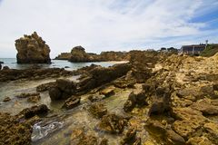 Albufeira, Algarve Royalty Free Stock Photos