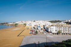 Albufeira, Algarve, Portugal Images libres de droits