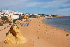 Albufeira, Algarve, Portugal Stock Images