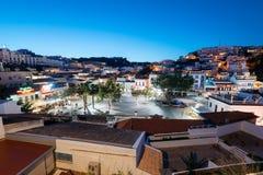 Albufeira, Algarve, Portugalia Zdjęcie Royalty Free