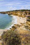 Albufeira, Algarve Royalty Free Stock Image