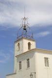 Albufeira church in algarve, Portugal. Royalty Free Stock Photo