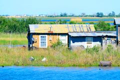 Albufeira de Louisiana imagens de stock