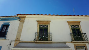 Albufeira houses Stock Images