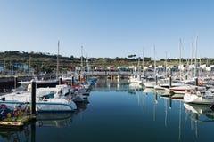 Albufeira Marina, Algarve, Portugal Stock Image