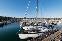 Albufeira Marina, Algarve, Portugal Stock Photo