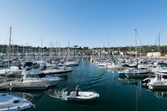 Albufeira Marina, Algarve, Portugal Royalty Free Stock Image