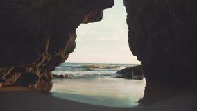 ALBUFEIRA - Vendaval de DA del Praia, Algarve, Portugal metrajes