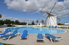 Albufiera, The Algarve, Portugal Stock Images