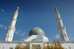 AlBukhari清真寺在吉打 图库摄影