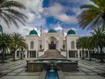 Albukhary Mosque in Alor Setar, Kedah royalty free stock photo