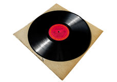 Album di Bob Dylan Desire Fotografia Stock