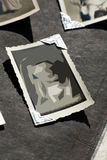 Album di foto Fotografie Stock