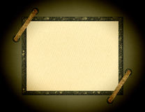 Album frame with vignette Royalty Free Stock Photos