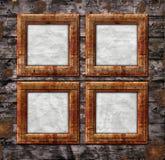 Album frames Stock Image