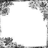album kwiecisty tła rocznik ilustracja wektor