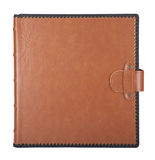 Album in leather cover Royalty Free Stock Image