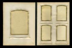 Album photos de cru des années 1900 Image libre de droits