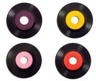 Album record dell'annata fotografie stock