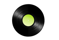 album registrerad vinyl Arkivfoton