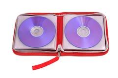 Album und Cd Lizenzfreies Stockbild
