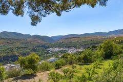 Albunuelas Village Royalty Free Stock Photography