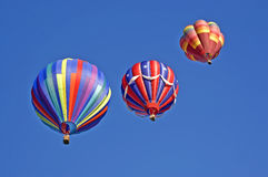 Albuquerque Ballon Fiesta Royalty Free Stock Photography
